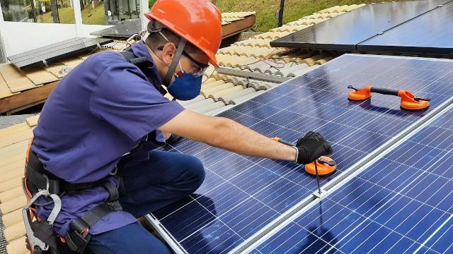 Renewable Energy in action
