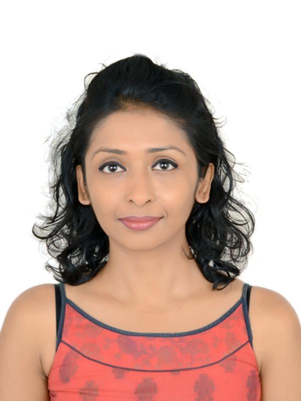 Photo of Meera Jayaraman