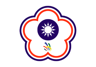 Chinese Taipei flag