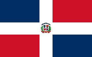 多米尼加共和国国旗