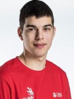 Photo of Adrian Krähenbühl