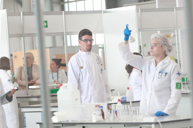 Chemical Laboratory Technology in action