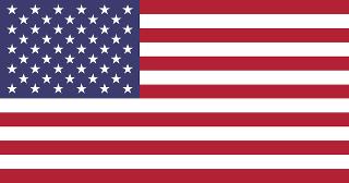 美国国旗的美国