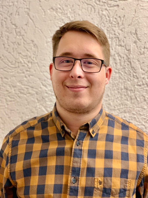 Photo of Daniel Christophersen